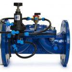 válvula reguladora presión de agua